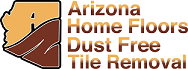 Phoenix Tile Removal Services – Dust Free DustRam® System Logo