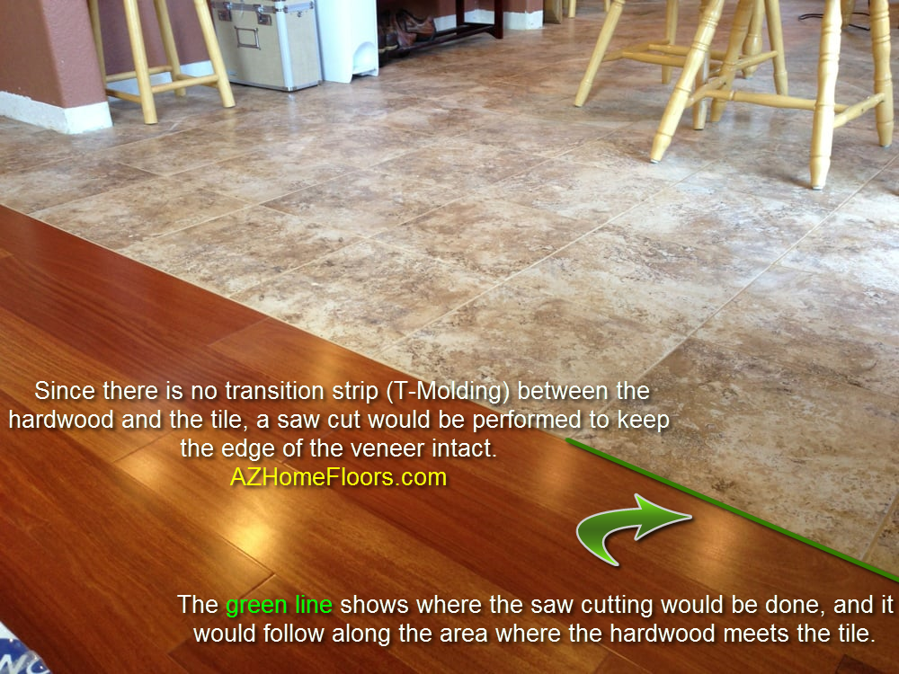 Concrete Saw Cutting Video Preserving Existing Flooring