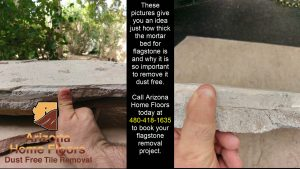 thick flagstone tile