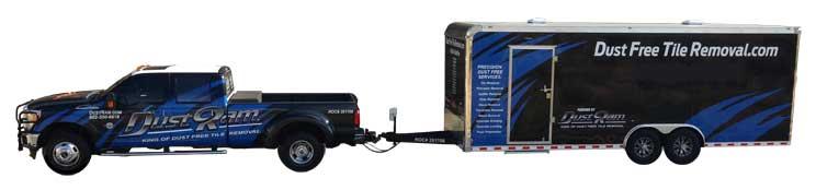 dustram trailer